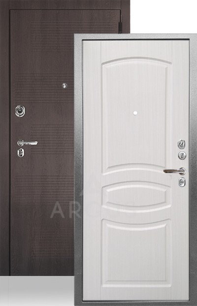 "ДА-61 (2П) ""Клод-Монако"" Шоколад Белый ясень"