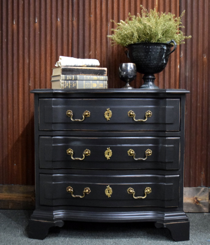 oversized nightstand