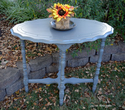 antique stone table