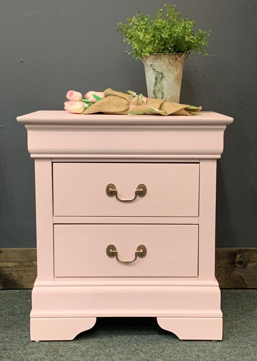 custom pink blend