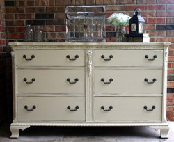country grey dresser