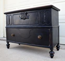 antique storage chest