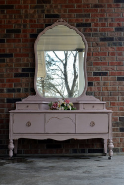 tea rose princess dresser