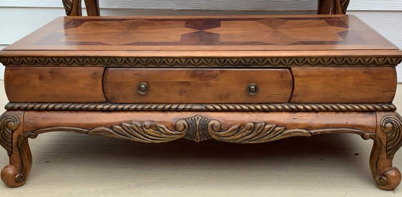 item 530 - coffee table
