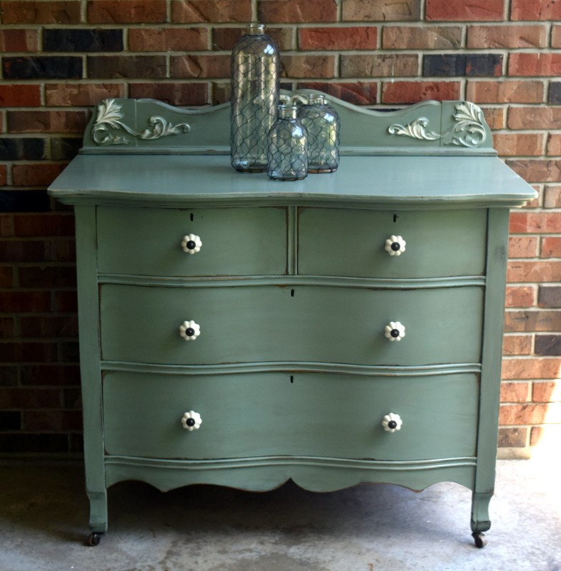 antique basil chest