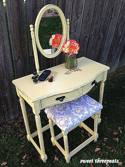 general finishes milk paint vanity