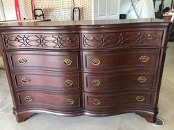 item 624 - tall dresser