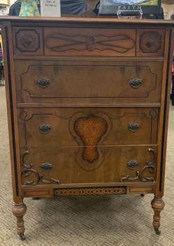 item 621 - antique dresser