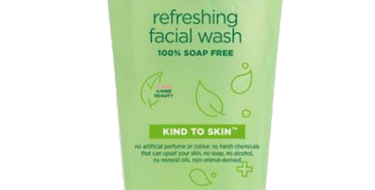 Simple | Kind to Skin Refreshing Facial Gel Wash | 150ml