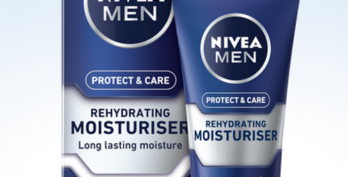 NIVEA MEN Protect & Care Rehydrating Moisturiser | 75ml