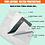 Thumbnail: Dark Grey Cloth Bandana Neck Gaiter Face Mask + PM2.5 Charcoal Filters