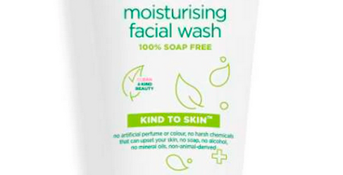 Simple Kind to Skin VEGAN Moisturising Face Wash | 150ml