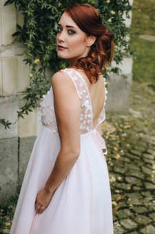 Camille - Shooting photos d'inspiration mariage