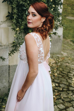 Camille - Shooting photos d'inspiration mariage