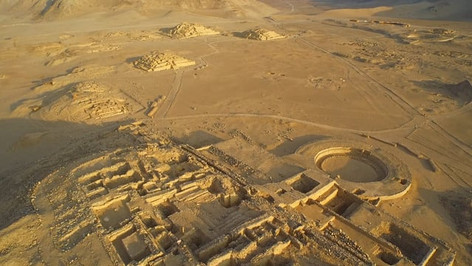 CARAL FROM THE AIR