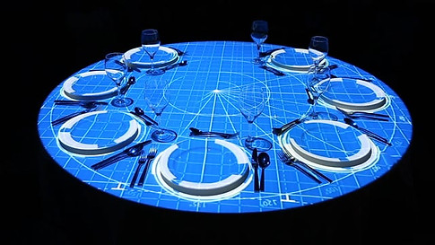 HI-TECH TABLE MAPPING