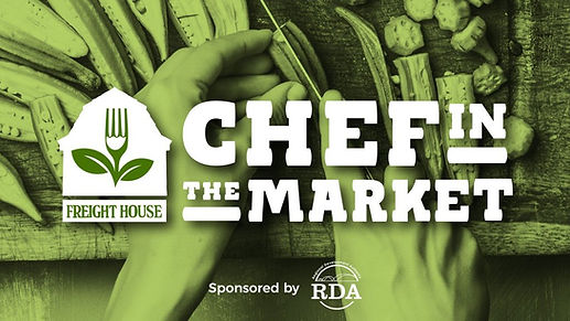 Logo Chef in the Market