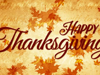 GNCDC                                              Wishing You A Happy Thanksgiving