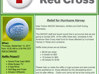 GNCDC Helping Hurricane Harvey Victims