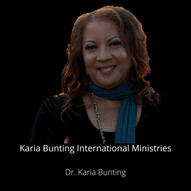 Sunday's 9am. Listen to Dr. Karia Bunting bring the word! karia@fusedradio.com