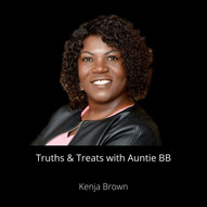 Tues 8pm-8:30pm.  Ms. Kenja is the aunt that we all love and that is not afraid to tell it like it is. come on in, sit on the couch and let me tell some truth about LIFE. kenja@fusedradio.com