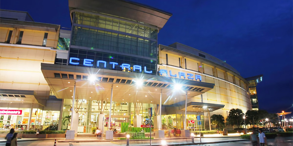 Celebrated New Store @ Central Plaza Rama II