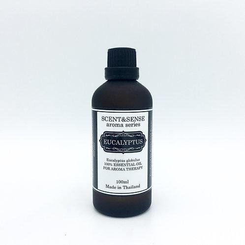 Eucalyptus 100% Essential Oil 100ml