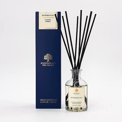 Butterfly Pea Reed Diffuser 125ml
