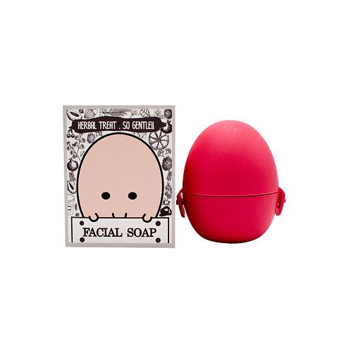 สบู่บำรุงผิวหน้าโยเกริต์ (Yoghurt Facial Soap)