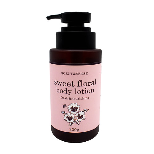 Sweet Floral Body Lotion