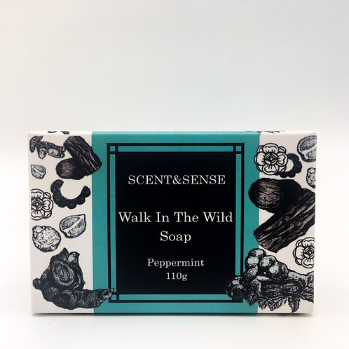 Walk In The Wild Aroma Soap