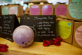 Mangosteen Facial Soap