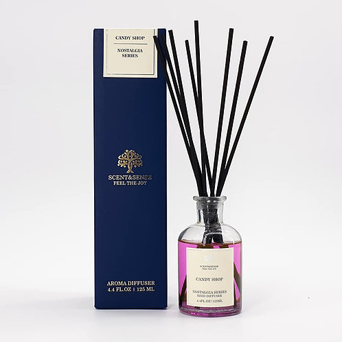 Candy Shop Reed Diffuser 125ml