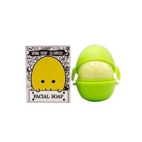 สบู่บำรุงผิวหน้าชาเขียว (Green Tea Facial Soap)