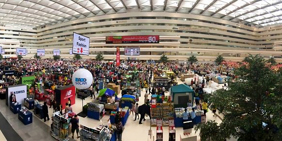 Robinson Shop Mun Snun Muang 2018