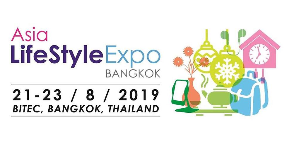 Asia Lifestyle Expo Bangkok 2019