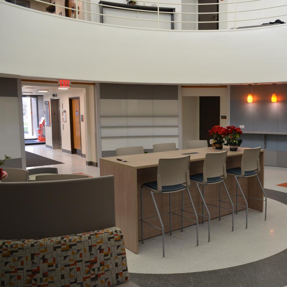 RIT - Bausch & Lomb Center