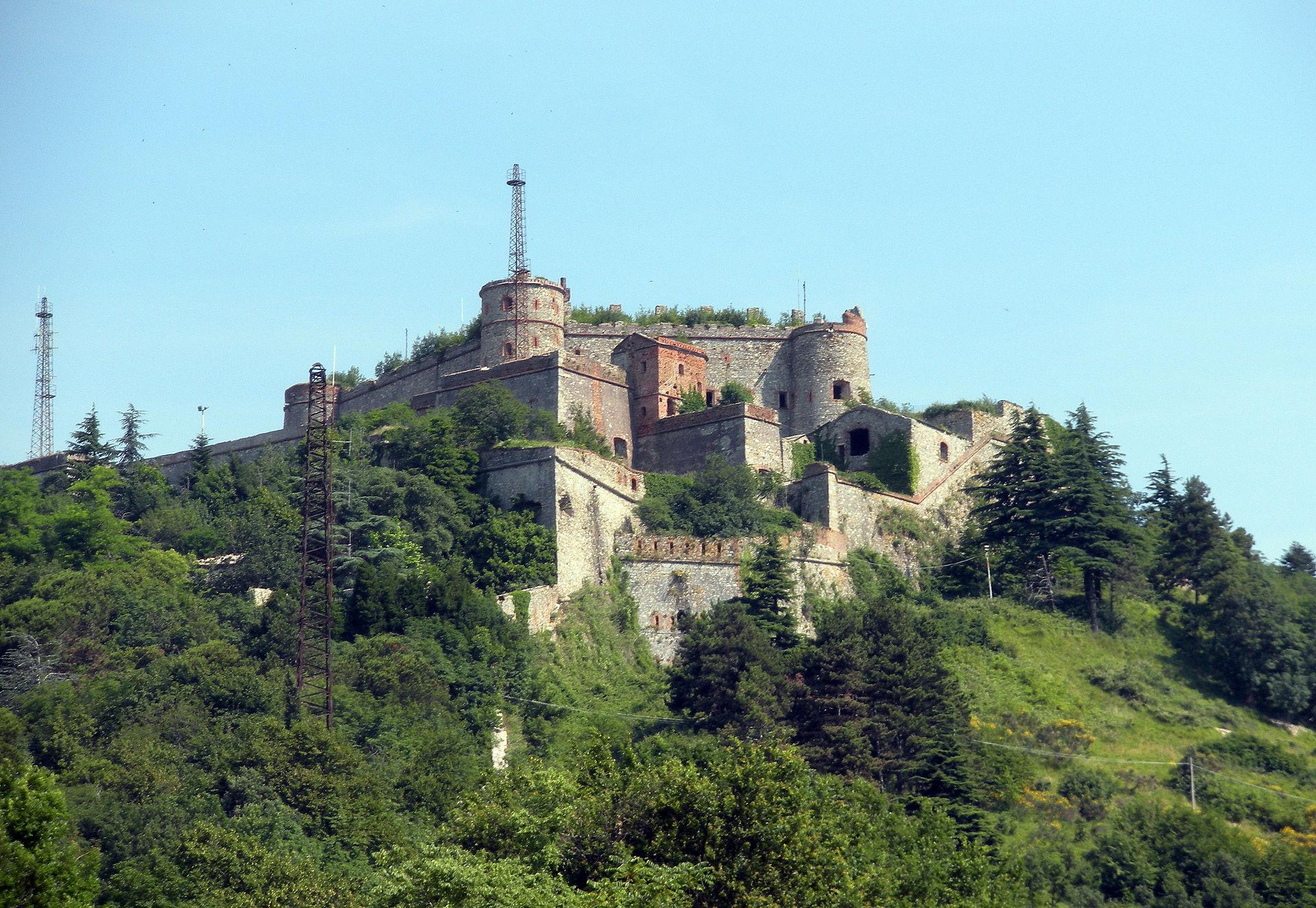 Genova Forte Sperone