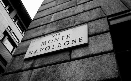 Via Monte Napoleone