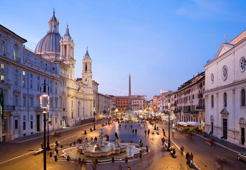 Piazza Navona Roma