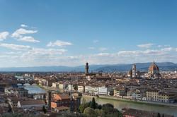 Firenze Piazzale Michelangelo