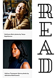 The Richard Cleaveland Memorial Reading by Valzhyna Mort & Nafissa Thompson-Spires