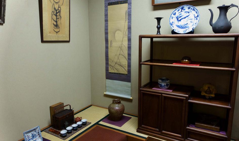 店内画像|和室|古美術遊美