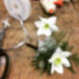 Michael Pooley Flowers work area