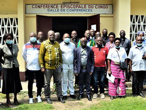 Concertation œcuménique sur le scrutin présidentiel de mars 2021 en République du Congo: