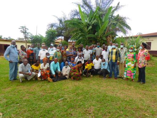 Tournée de sensibilisation sur le processus électoral en République du Congo :