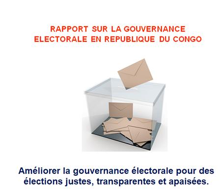 Rapport sur la gouvernance électorale