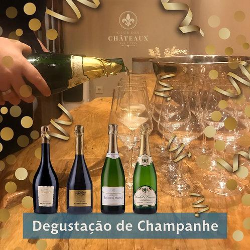 Degustação de Champanhe - Champagne Bochet-Lemoine