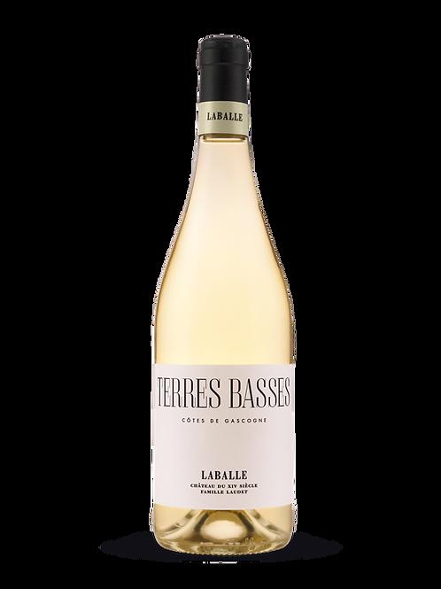 """Laballe """"Terres Basses"""" IGP Côtes de Gascogne (Sud Ouest)"""
