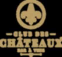 Logotipo club-des-chateaux - bar a vin -